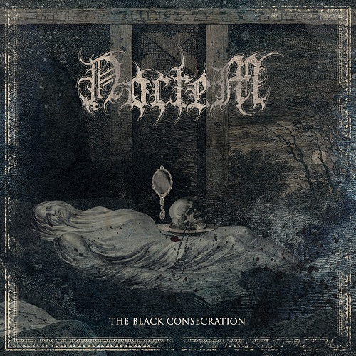 The Black Consecration cover