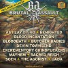 Brutal Assault Bands update 2019-12-03