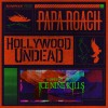 PapaRoachHollywoodUndead-support