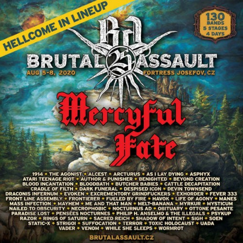 Brutal Assault Bands update 2020-01-30
