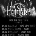 Dash the effort