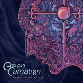 Green Carnation-Leaves of Yesteryear