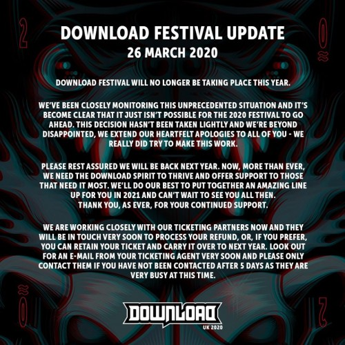 download 2020 canceled