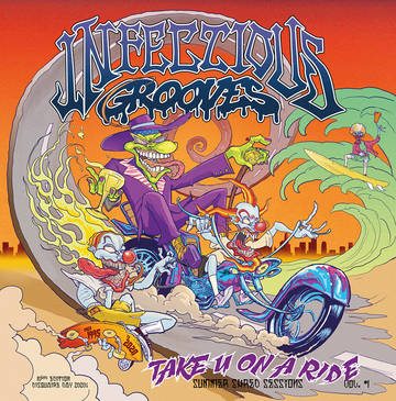 infectious grooves 2020