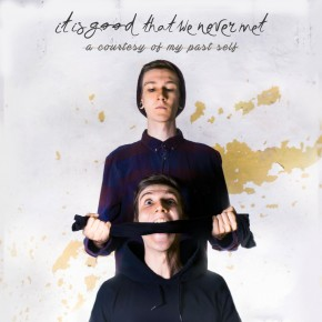 It is good that we never met EP cover