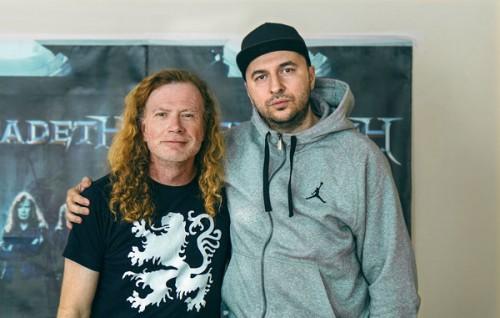 Vasko & Dave Mustaine_Megadeth